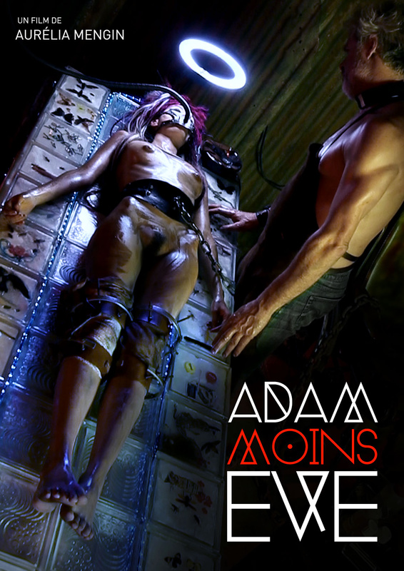 Adam Moins Eve Poster