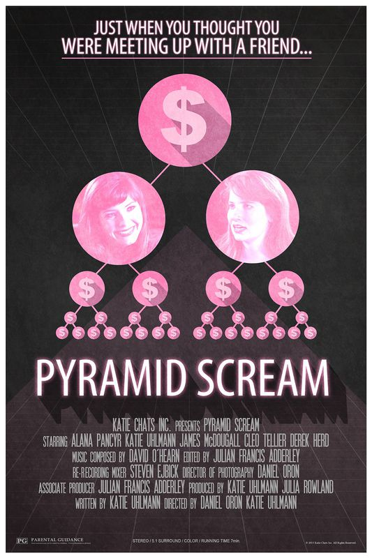 Pyramid Scream