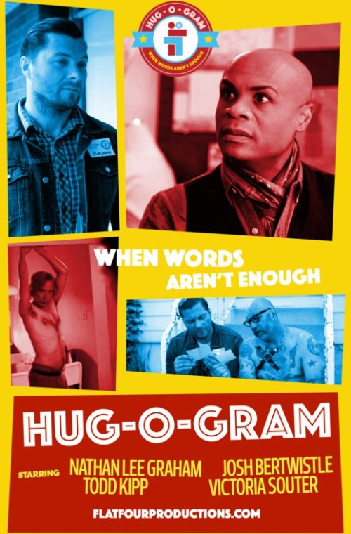 Hug-O-Gram Webseries Poster
