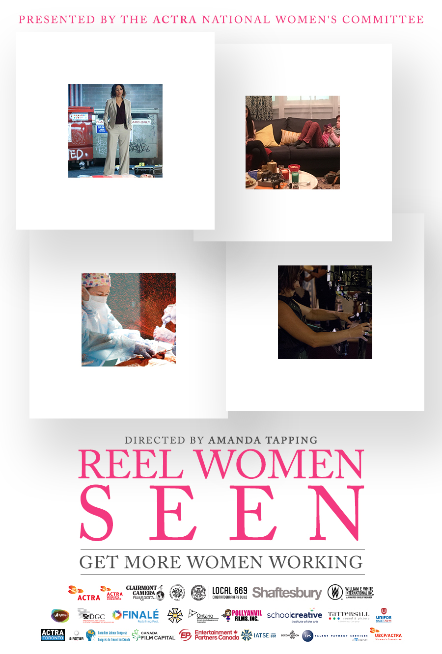 REEL WOMEN SEEN - Open World Toronto Film Festival